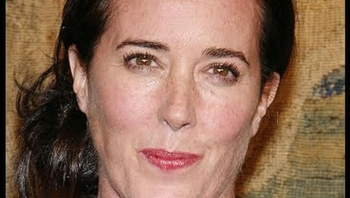 Kate Spade Well Known Fashion Designer Dead At 55 Of Apparent Suicide