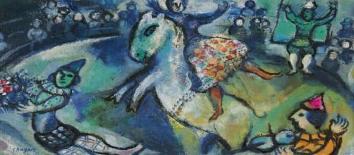 Chagall el poeta de la pintura