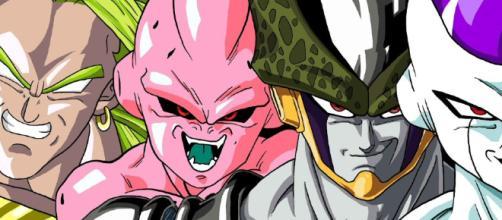 Dragon Ball y los mejores villanos de toda la saga | Saga, Dragon ... - pinterest.com