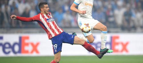 El Atlético de Madrid sigue de cerca a Thauvin