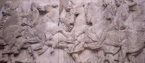 Friso del Partenón | British Museum | Londres