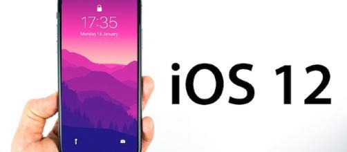 iOS 12 se presento como el nuevo telefono de Apple