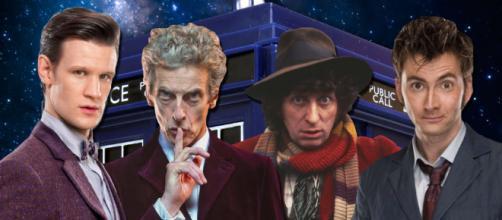 Las reposiciones de 'Doctor Who' ahora están disponibles a través de BBC iPlayer