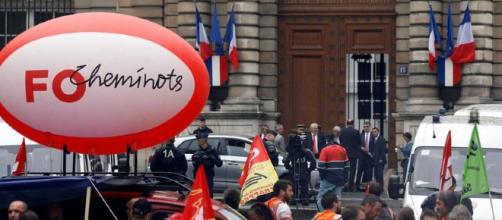 Le Sénat s'apprête à voter la réforme de la SNCF