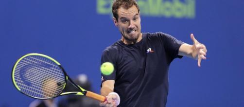Le tennis français masculin individuel à l'image d'un Gasquet: la défaite