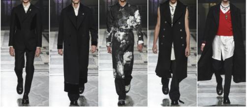 Lo mejor de la moda masculina 2018