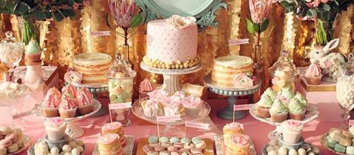 """Los """"Candy Bar"""" en las bodas son una tendencia muy de moda. - luciasecasa.com"""