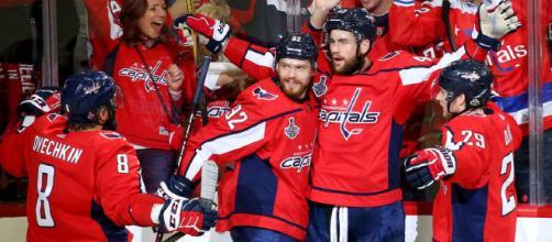 Los Capitals están a una victoria de la Stanley Cup. NHL.com.