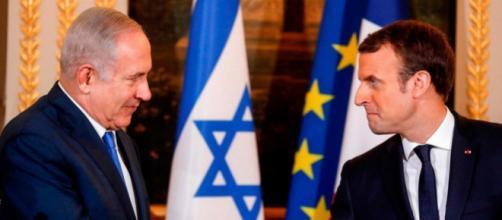 Macron reçoit Netanyahu pour parler de l'Iran