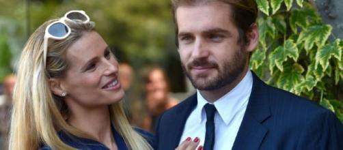 Michelle Hunziker in crisi con Tomaso Trussardi?