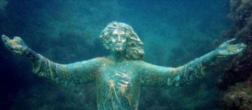 Rubato a Vallevò il Cristo degli Abissi