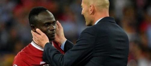 Sadio Mané était grandement convoité par le Real Madrid, mais le départ de Zidane pourrait changer la donne.