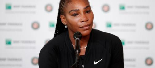 Serena Williams dice adiós al roland garros