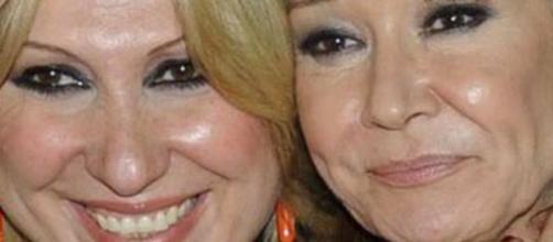 Toñi Moreno, presentadora del programa de Telecinco 'Viva la vida' - lecturas.com