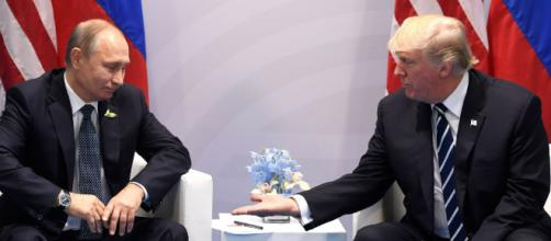 Trump pide que Rusia vuelva a ser parte del G8