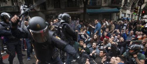 Violencia de las fuerzas de seguridad