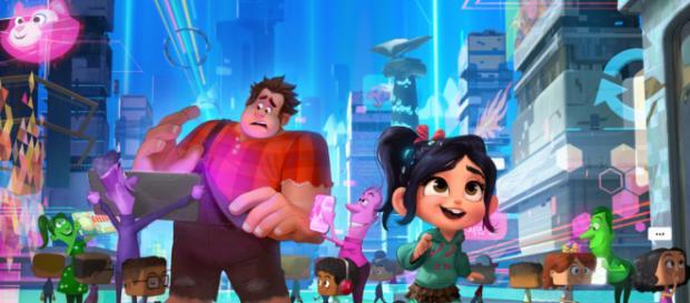 Afiche Ralph el Demoledor 2 Lanzado, Nuevo Trailer Vendrá Mañana