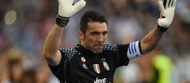 Buffon, suspendido tres duelos tras 'explotar' en el Bernabéu