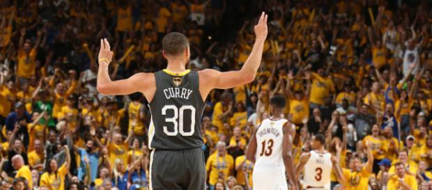El Chef cocinó 9 triples en su receta para vencer a los Cavs. NBA.com.