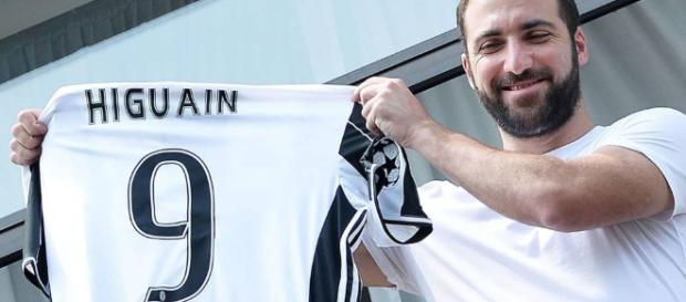 Higuaín pudiera estar cerca de salir de la Juventus