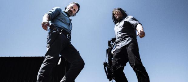 Es hora de decirla adiós a Rick en The Walking Dead.