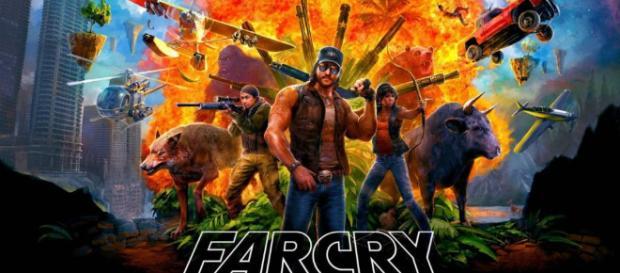 Far Cry 5 presenta en vídeo su modo arcade y contenido post-lanzamiento