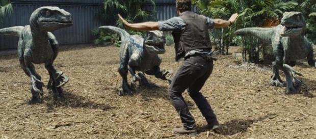Jurassic World es la quinta película más taquillera de la historia