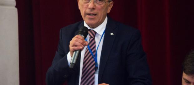 Il segretario generale Uilpa Sicilia Alfonso Farruggia
