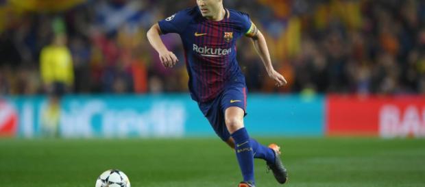 Iniesta podría continuar su carrera en España después de la Copa del Mundo