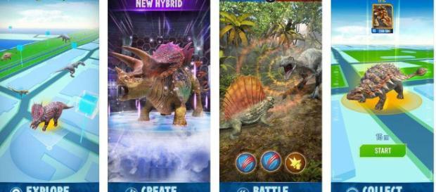 Jurassic World Alive es el clon más hábil de Pokémon GO.