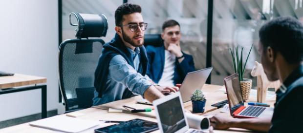 La lenta transición a la digitalización del lugar de trabajo.