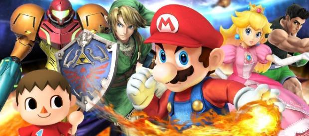 Personajes confirmados y deseos en Super Smash Bros. Switch