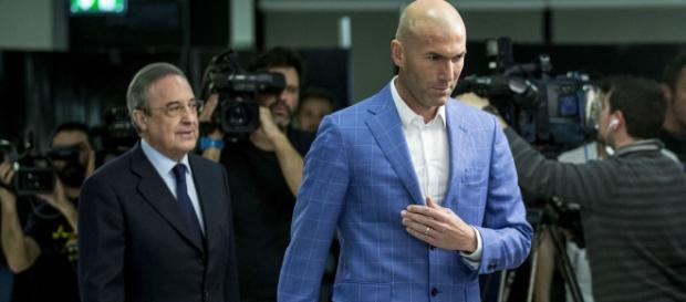 The 'real reason' why the relationship between Zinedine Zidane and ... - mirror.co.uk
