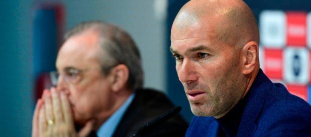Zidane se va del Real Madrid - La Jornada - unam.mx
