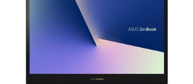 ASUS, el nuevo touchpad para laptop Zen Book Pro funciona como pantalla táctil HD