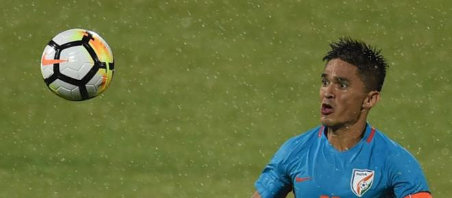 Highlights: Sunil Chhetri's brace saves the day, as India beat Kenya 3-0
