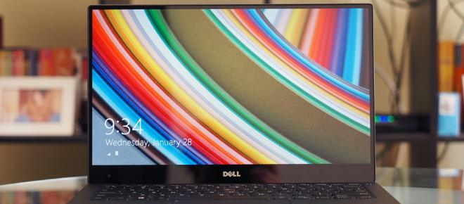 Dell XPS 13, la mejor laptop 2018 de 13 pulgadas