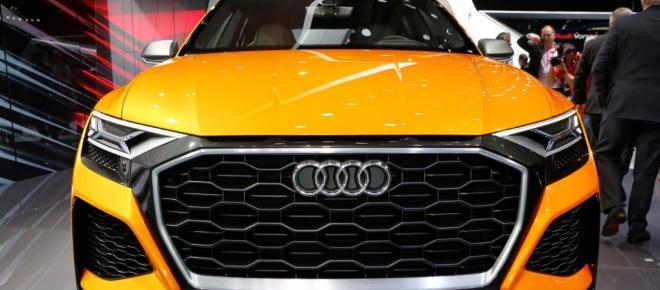 Nuova Audi Q8: il Suv coupé rivale della BMW X6