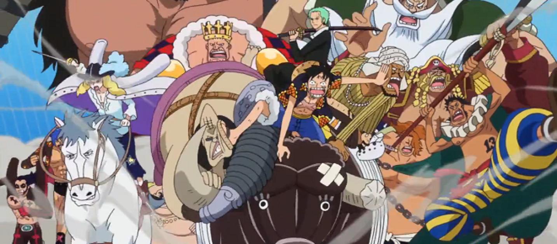 One Piece: Faltan al menos 10 capítulos para el final de la historia