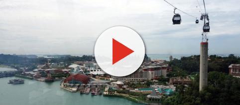 Sentosa, Singapore is the venue of the Trump-Kim summit Image credit Haakon S. Krohn | Wikimedia