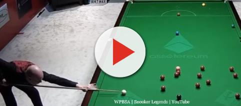 Snooker World Seniors Tour - Image credit - WPBSA | Snooker Legends | YouTube