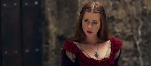 Amália pode ser a herdeira de um dos reinos de Cália. (Foto internet)