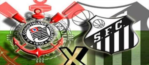 Brasileirão: Corinthians x Santos ao vivo