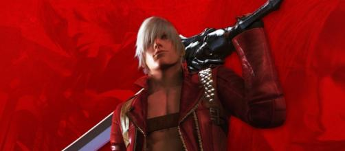 El dominio Devil May Cry 5 aparece registrado.