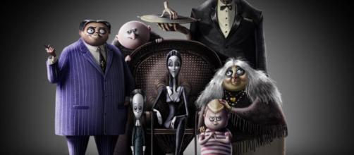 """Esta es la primera imagen de la película animada de """"Los locos Addams"""". (Foto: Twitter)"""