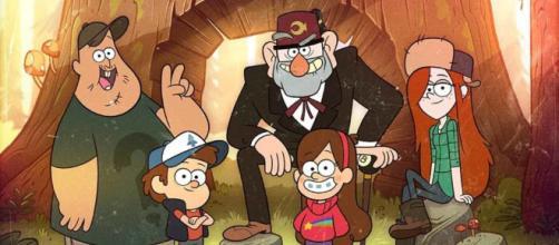 Gravity Falls, un verano de misterios, animación - vía hijos-del-atomo.com