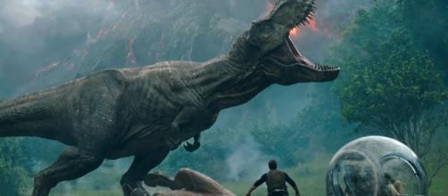 Jurassic World , el reino caído: Los primeros comentarios son bastante mixtos