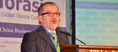 L'ex governatore della Lombardia, Roberto Maroni