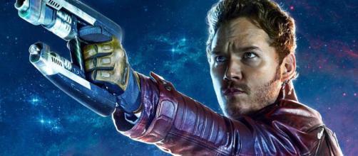 Star Lord (Peter Quill) es un personaje ficticio, un superhéroe que aparece en los cómics publicados por Marvel Comics.