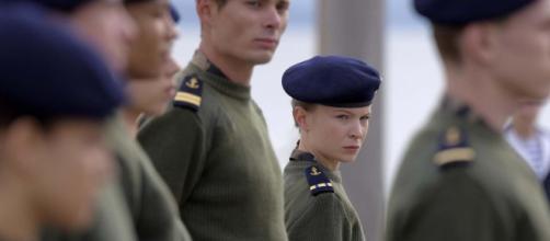 """""""Voluntario"""", el enfrentamiento entre hombres y mujeres en el ejército"""